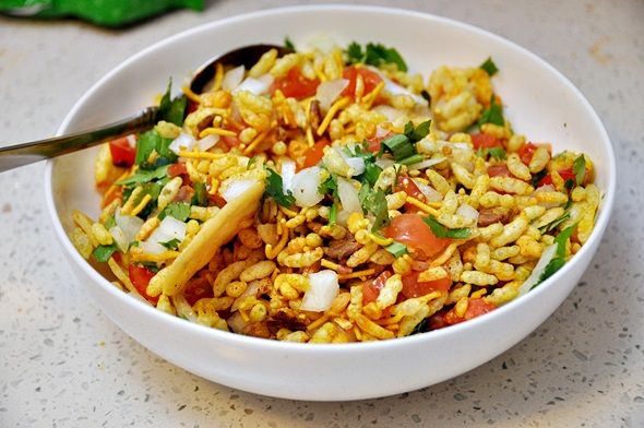 how to make bhel puri chutney at home